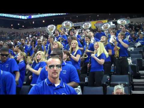 Knuck if you Buck - Memphis Tigers Pep Band