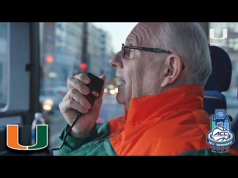 Jim Larranaga's New York City Bus Tour