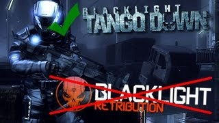 Why I Prefer Blacklight: Tango Down Over Retribution (Blacklight: Tango Down)