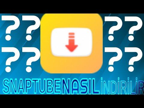 SnapTube Uygulaması