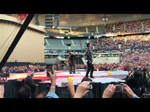 U2 - Stade de France 25/07/2017 - Sunday Bloody Sunday