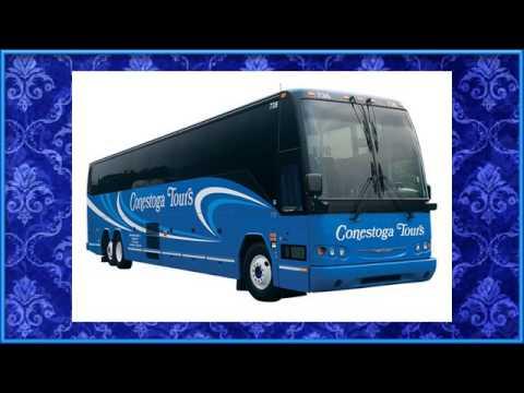 Bus Tours | Harrisburg, PA – Conestoga Tours Inc.