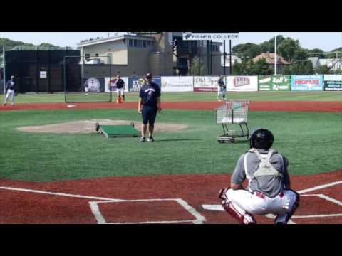 Chris Stanford - Franklin Pierce University Scouting Video - August 2015