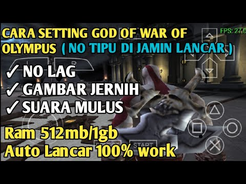 cara-setting-game-god-of-war-chains-of-olympus-ppsspp-|-ram-512mb/1gb-•-auto-lancar-100%-work