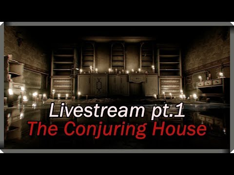 The Conjuring House - Horor Livestream