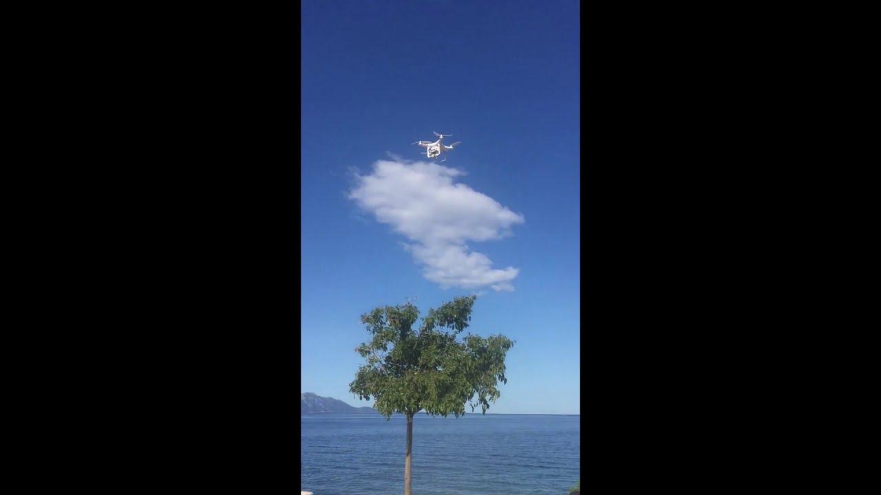DJI Phantom 3 Advanced - Take off and landings картинки