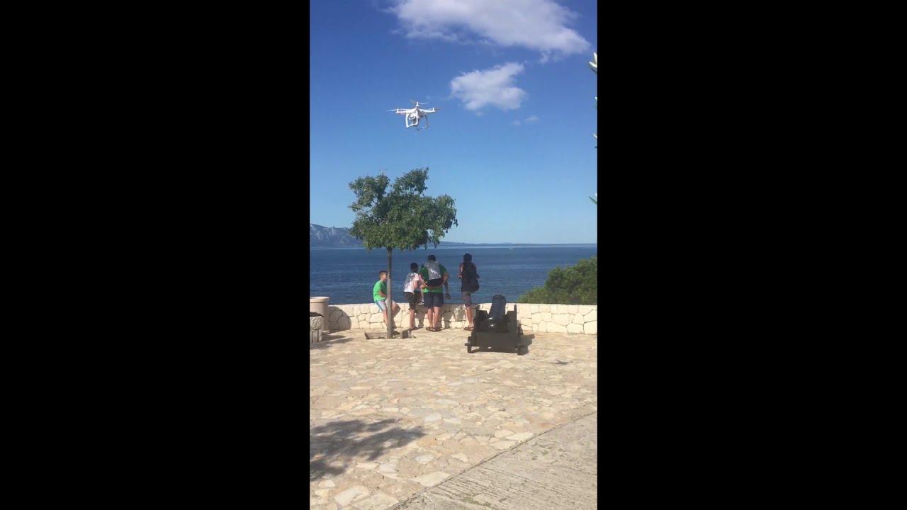 DJI Phantom 3 Advanced - Take off and landings фото