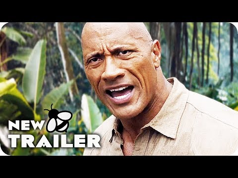 JUMANJI 2: The Next Level Trailer (2019) Dwayne Johnson Sequel Movie