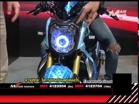 Honda Zoomer X Indonesia Review Test Ride Funnycat Tv