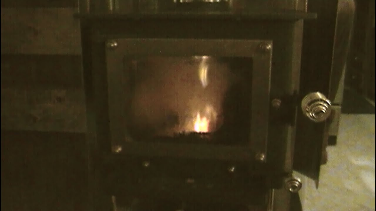 cubic mini woodstove review youtube
