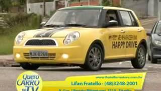 Quero Carro na TV - TEST DRIVE LIFAN 320 - 24/03/2012