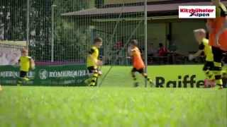 Evonik Fußballschule des BVB in Westendorf 2014