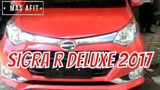 Video New Daihatsu Sigra R Deluxe MT 2017 Review download MP3, 3GP, MP4, WEBM, AVI, FLV April 2018