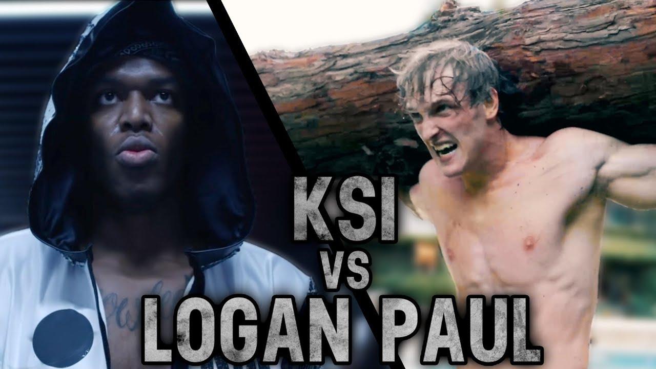 KSI vs. Logan Paul [Official Fight Trailer #1] - YouTube