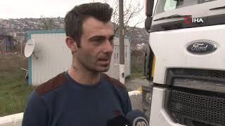 Kış lastiği uygulaması polis ekiplerini harekete geçirdi