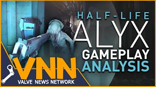 Half-Life: Alyx - TESTED Gameplay - In-Depth Analysis