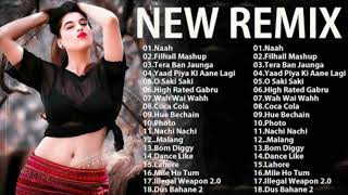 Best Hindi Remix Songs 2020 - Nonstop Dj Party Mix | Latest Bollywood Remix Songs 2020 | Love Songs.