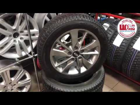 Диски на Kia Ceed Киа Сид R16, Kia Cerato