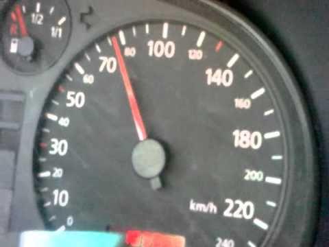 Audi A3 19 Tdi 110 Hp Youtube