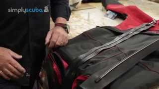 How to lubricate and maintain a drysuit zip correctly
