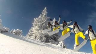 GoPro: Драгобрат 2013 (Самое яркое сноуборд видео) \ freeride