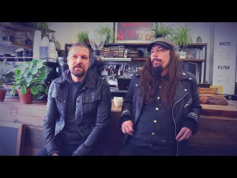 AMORPHIS - Esa and Tomi on what was different this time round (EXCLUSIVE INTERVIEW)