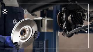 Frânele Volkswagen