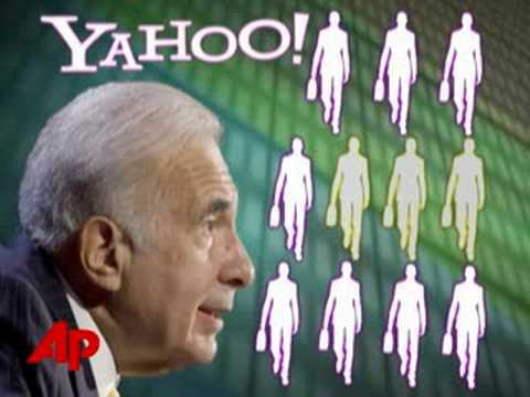 Yahoo Settles With Icahn to Avert Control Battle