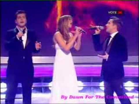 Westlife & Delta Goodrem - All Out of Love (Live @ X Factor