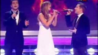 Westlife & Delta Goodrem -  All Out of Love (Live @ X Factor
