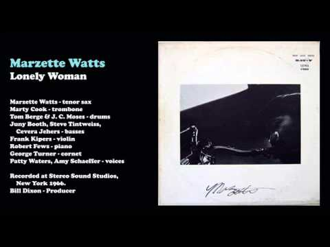 The Marzette Watts Ensemble - Marzette Watts