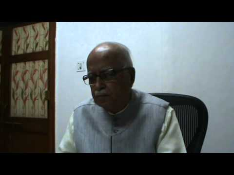 LK Advani Interview