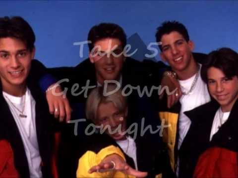 Take 5- Get Down Tonight