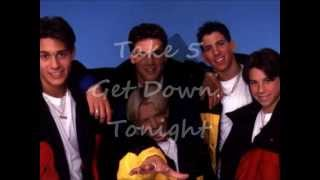 Watch Take 5 Get Down Tonight video
