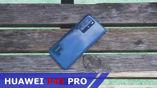 HUAWEI P40 Pro Review: The BEST 2020 Camera Phone