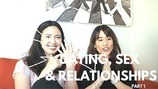 DATING, SEX, and RELATIONSHIPS | PART 1 | Julz Savard and Karla Aguas
