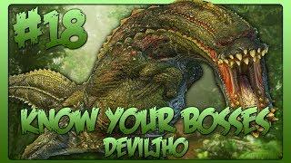 Know Your Bosses - Deviljho (Monster Hunter 3) #18