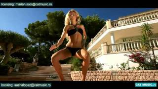 Repeat youtube video Sasha Lopez feat. Broono   Ale Blake - Weekend (OFFICIAL NEW VIDEO).flv