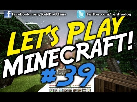 [Part 39] Let's Play Minecraft - Strip Mining!