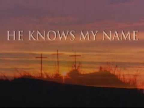 maranatha singers he knows my name mp3