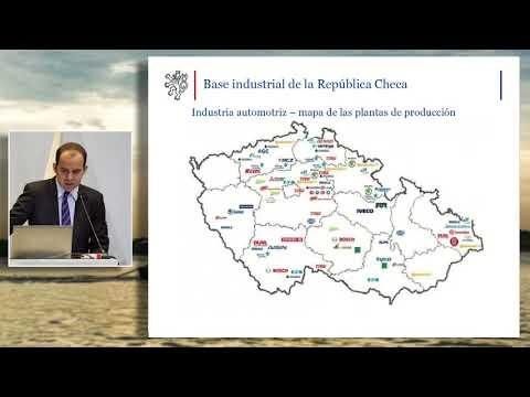 Chequia: Su socio industrial en Europa Central: VELMELK, Jan (07 de Marzo)
