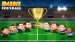 Mini Football Head Soccer Game Android Gameplay [HD]