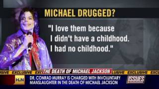Segall: Jackson was 'completely lost'