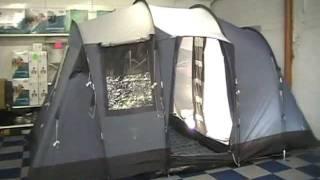 Royal Atlanta 6 Tunnell Family Dome Tent, Tent, O Meara Camping