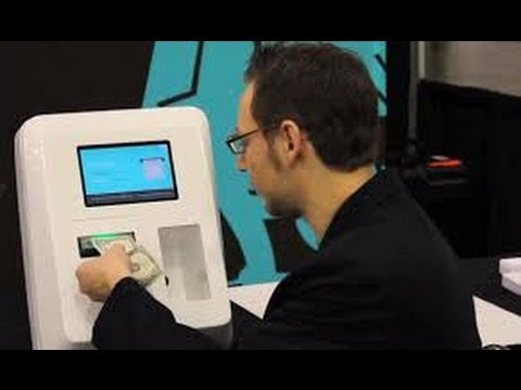 BITCOIN ATM Launches in EUROPE - Is This the FUTURE for BITCOIN?