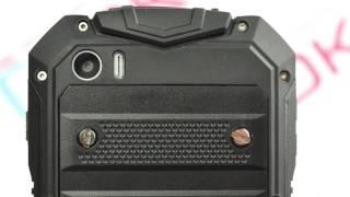 Обзор телефона Land Rover XP7700 Submarine