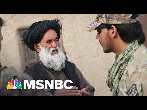 Urgency Grows For Evacuation Of Afghan Interpreters | MSNBC