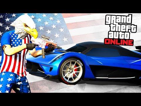 GTA Online - Dewbauchee Vagner & Independence Day 2017 DLC