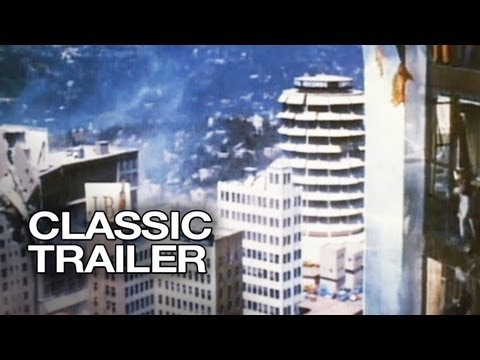 Earthquake (1974) Official Trailer #1 - Charlton Heston Movie HD