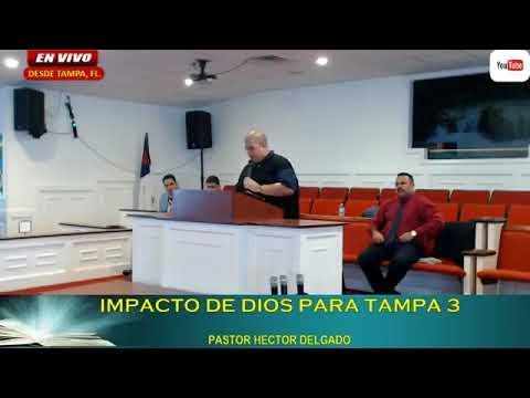 Predicando El Pastor Hector Delgado- Tema:...